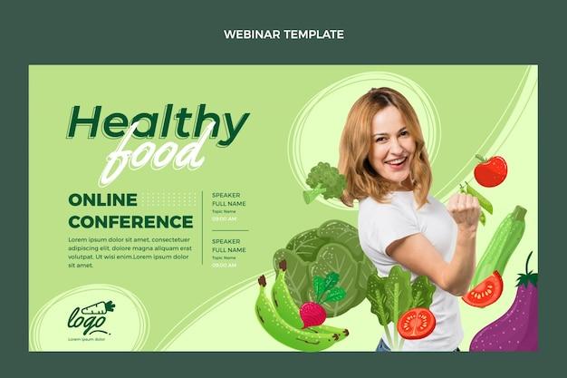 Biologisch plat voedsel webinar
