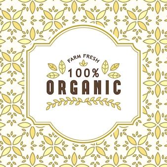 Biologisch voedsel en natuurlijke producten