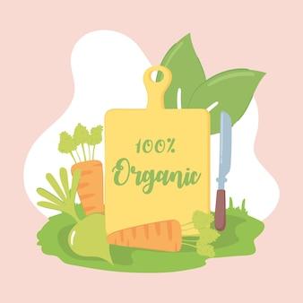 Biologische voedingsproducten