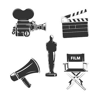 Bioscoop elementen instellen