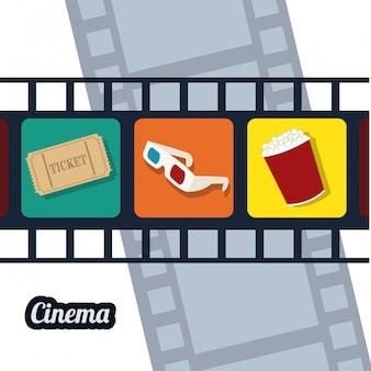Bioscoop ontwerp