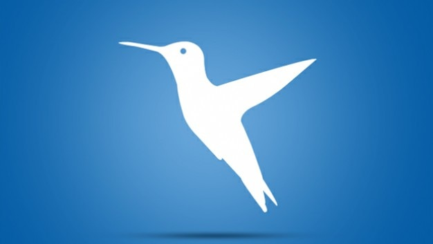 Bird logo twitter template