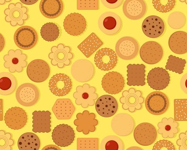Biscuit patroon