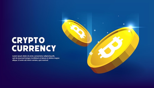 Bitcoin btc cryptocurrency-banner