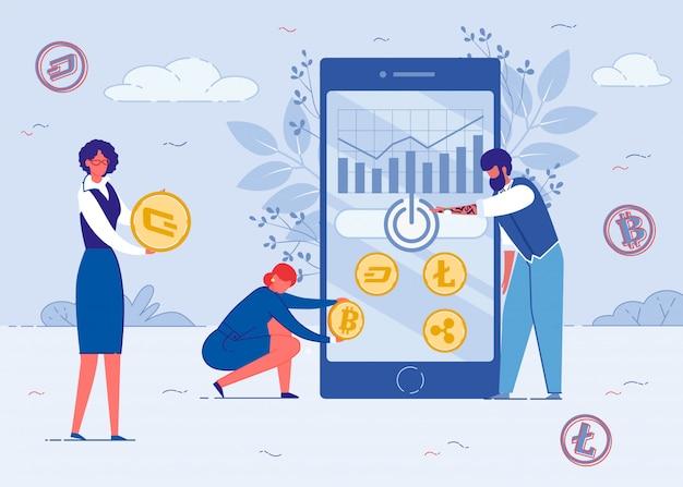 Bitcoin exchange, geld verdienen, cryptocurrency.
