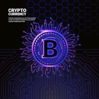 Bitcoin-pictogram