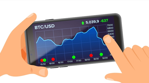 Bitcoin-toepassing