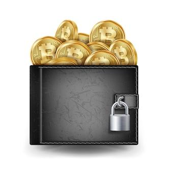 Bitcoin volledige portemonnee