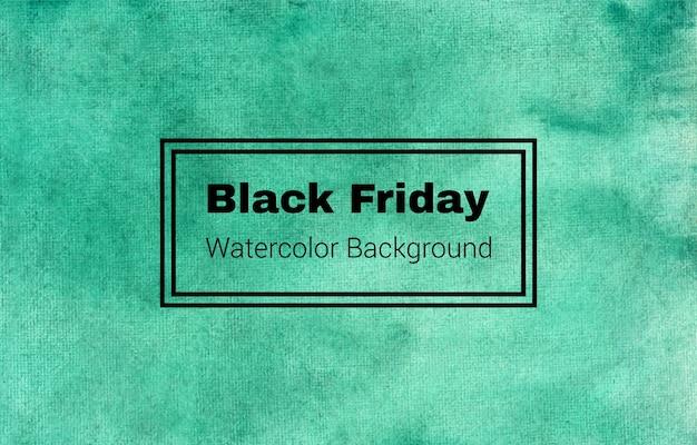 Black friday abstract waterverf achtergrondtextuurontwerp