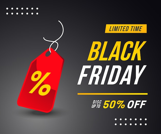Black friday-bannerconcept