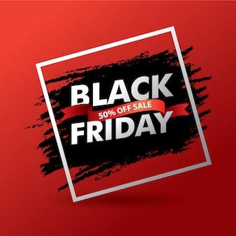 Black friday-poster
