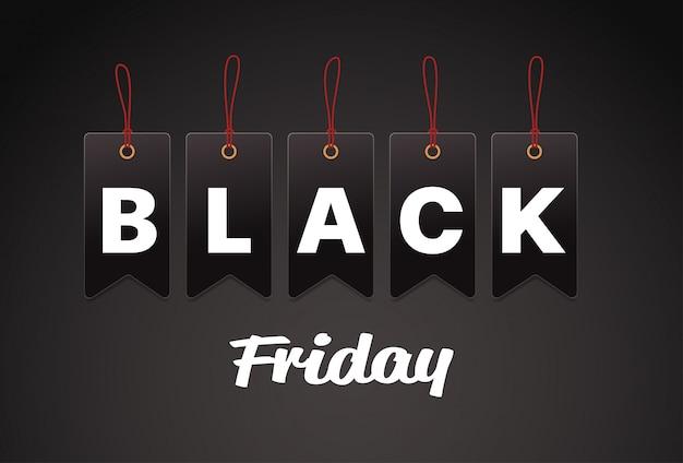 Black friday speciale aanbieding banner