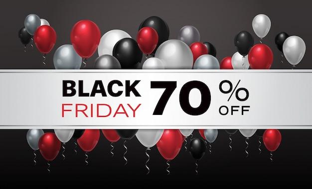 Black friday speciale aanbieding verkoop banner