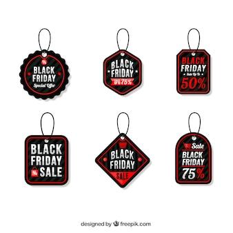 Black friday specials tag collectie