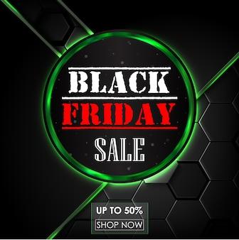 Black friday-verkoop abstracte achtergrond