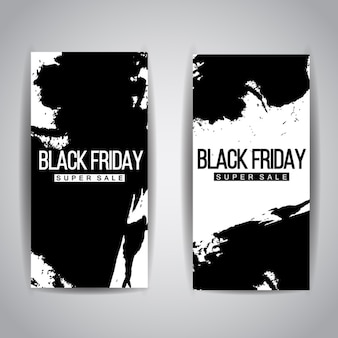 Black friday verkoop folders