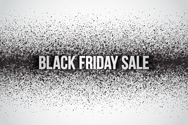 Black friday-verkoop grunge