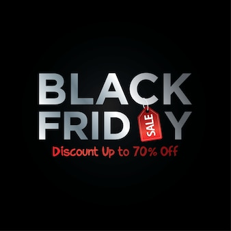 Black friday verkoop vector