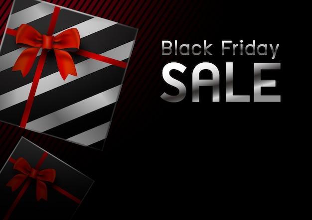 Black friday-verkoopontwerp