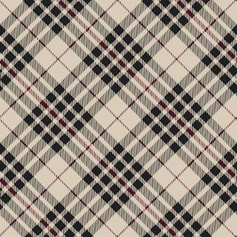 Blackberry tartan naadloze diagonaal patroon