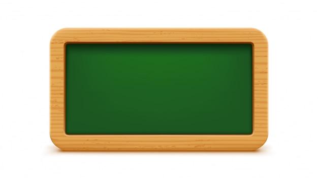 Blackboard pictogram op wit