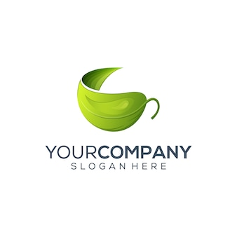 Blad logo vector