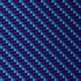Blauw abstract patroon als achtergrond