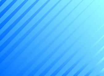 Blauw diagonaal lijnenontwerp als achtergrond