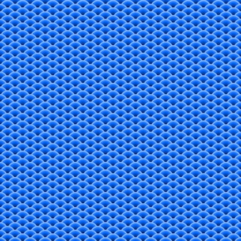 Blauw naadloos patroon