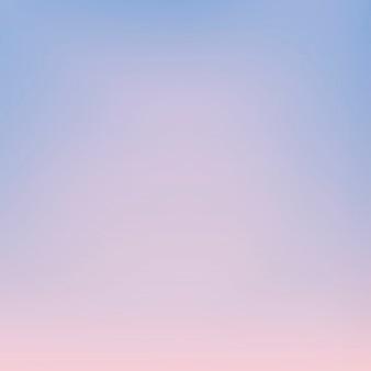 Blauw roze abstracte illustratieachtergrond