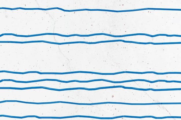 Blauwe abstracte borstelachtergrond