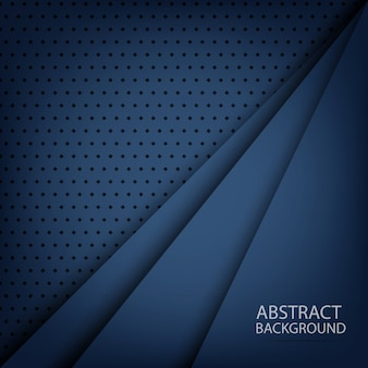 Blauwe abstracte gradiëntachtergrond