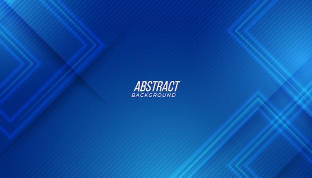 Blauwe abstracte technische achtergrond