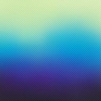 Blauwe en groene helling achtergrond