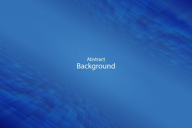 Blauwe futuristische abstracte achtergrond