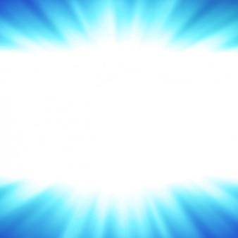Blauwe glanzende achtergrond