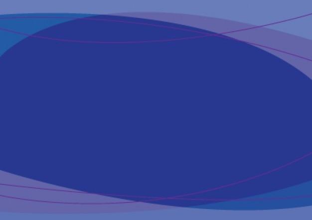 Blauwe kleur overgangen