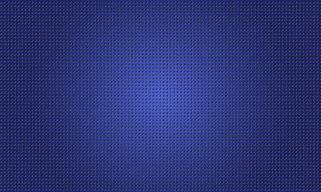 Blauwe metalen grill achtergrond