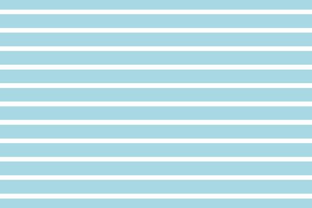 Blauwe pastel strepen effen patroon achtergrond