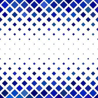 Blauwe rhombus achtergrondontwerp