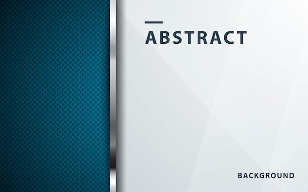 Blauwe tosca abstracte achtergrond