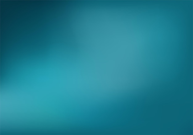 Blauwe vector abstracte onscherpe achtergrond creatieve illustratie in halftone stijl met verloop Premium Vector