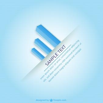 Blauwe vector geometrische achtergrond