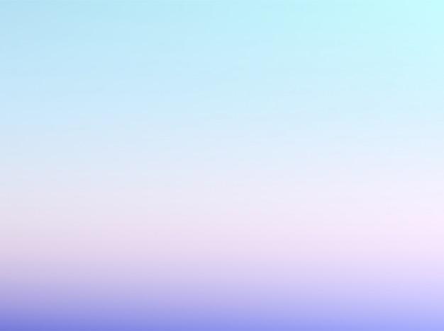 Blauwe verse zachte violette pastelkleurachtergrond
