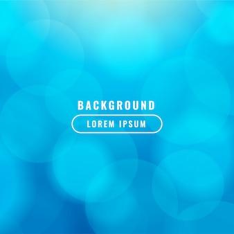 Blauwe zakelijke achtergrond