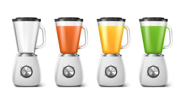 Blender mixer voor sap en smoothie