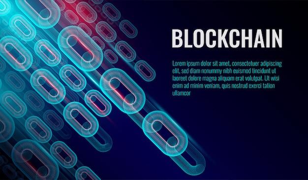 Blockchain achtergrond