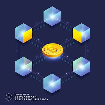 Blockchain en crypotocurrency