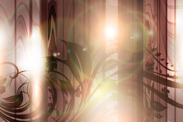 Bloei achtergrond patroon ornament fantasy