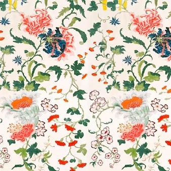 Bloeiend bloemenpatroon